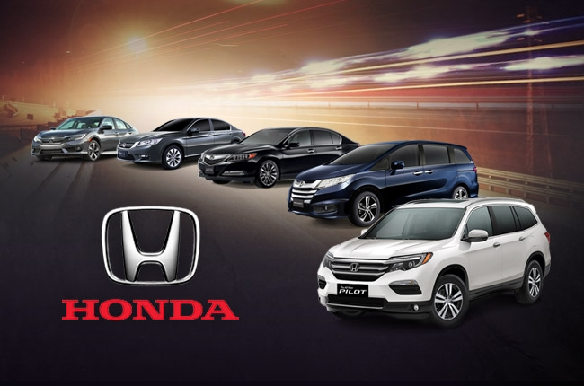 The most powerful Honda vehicles in the local lineup