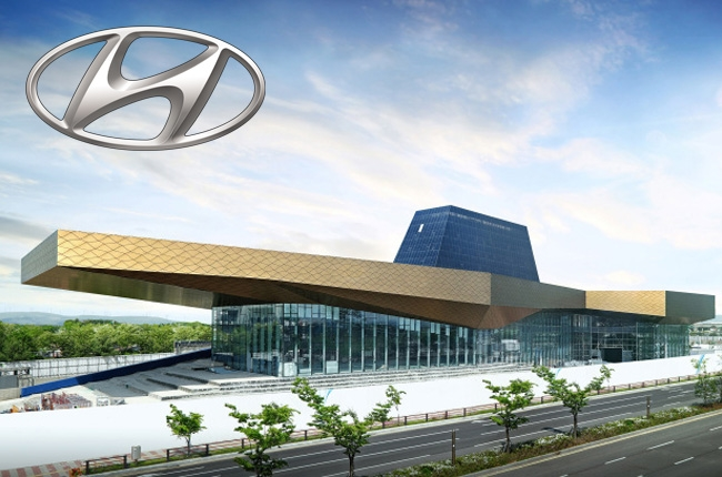 Hyundai to open their biggest, spaceship-like brand center in 2017