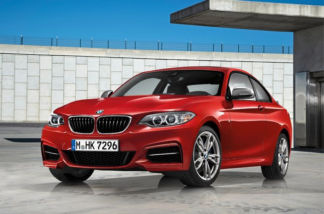 2017 BMW 2-series models get latest Twin Power Turbo engines