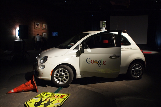 Google patents sticky car hoods that could help save lives