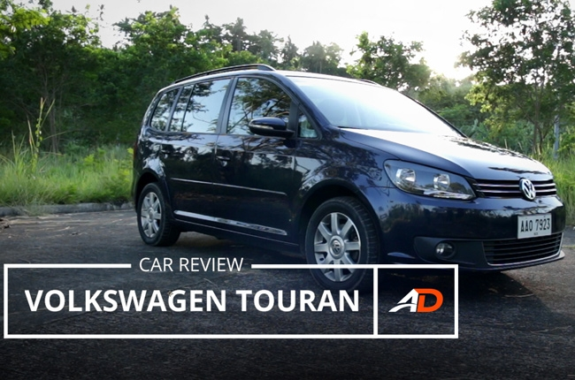 AutoDeal Video Review: driving the Volkswagen Touran