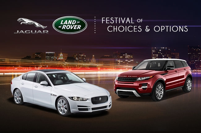It's official! This weekend is the best time to buy a Jaguar or Land Rover
