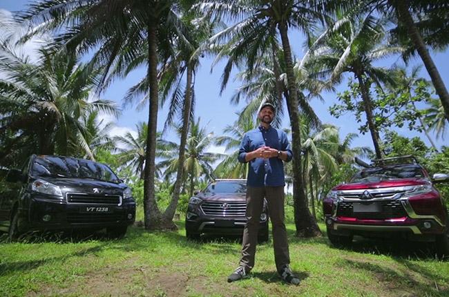 James Deakin goes from Ilocos Norte to Baler