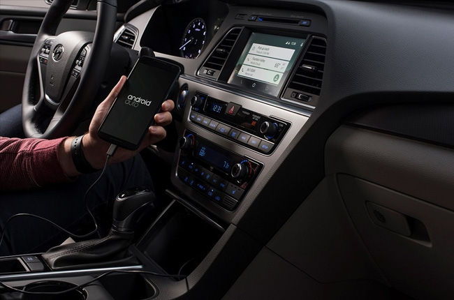 Hyundai releases do-it-yourself software upgrade for smartphone integration
