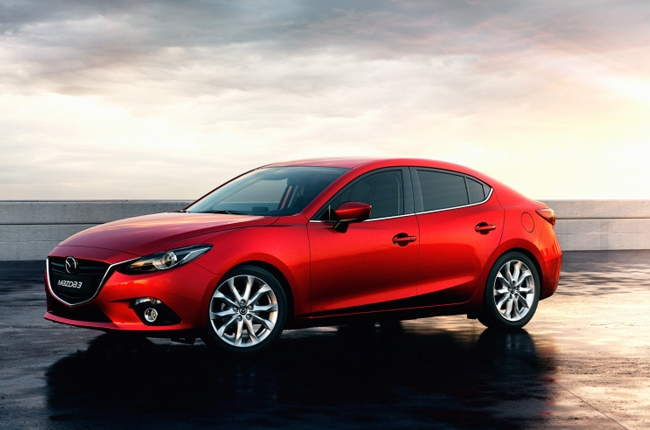 Mazda 3 achieves 5-million production mark in record time