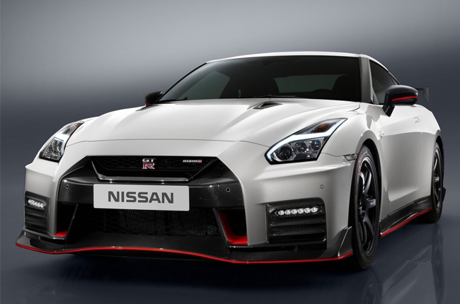 Nissan reveals a refreshed 2017 GT-R Nismo