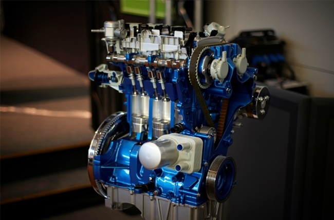 Ford's 1.0 L EcoBoost powerplant bags 5th straight 'Best Engine Under 1.0L' award