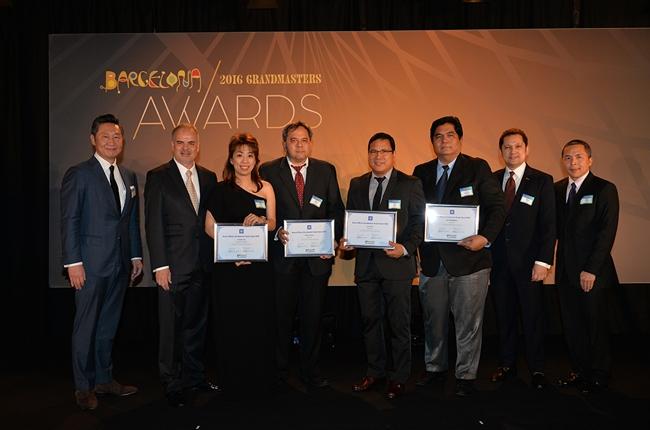 Chevrolet Cebu named Dealer of the Year in 2016 GMI Grandmasters