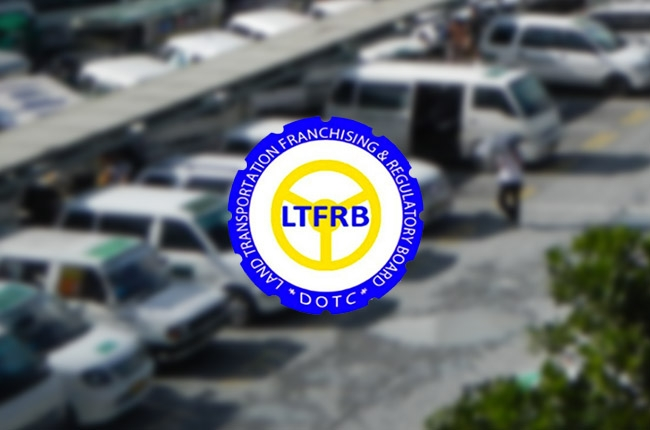 LTFRB says 'for slim only' signs are against the law