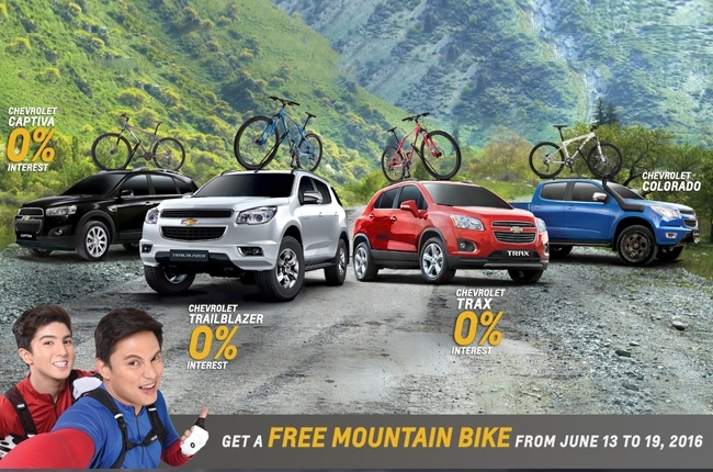 Chevrolet PH celebrates Father's Day with special promo