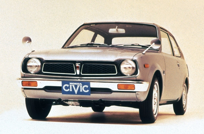 A look at Honda Civic's humble roots
