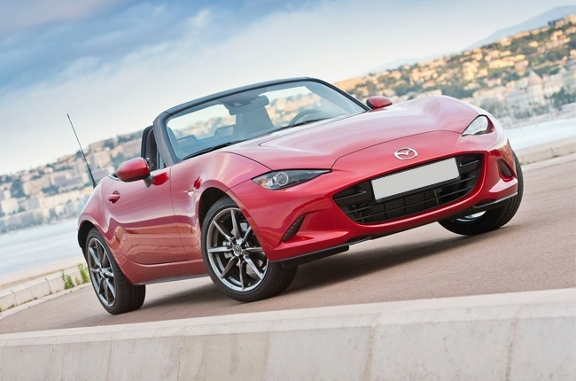 Mazda MX-5 receives 5-star safety rating from ANCAP