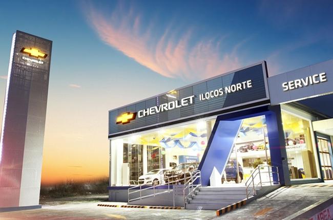 Chevrolet PH opens new dealership in Ilocos Norte
