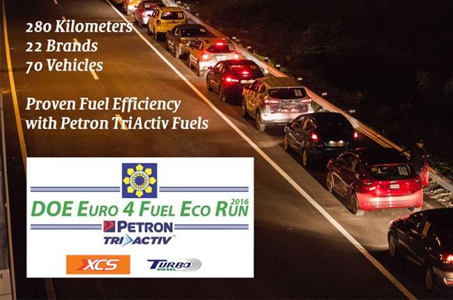 Isuzu, Suzuki tops 2016 DOE Euro 4 Fuel Economy Run