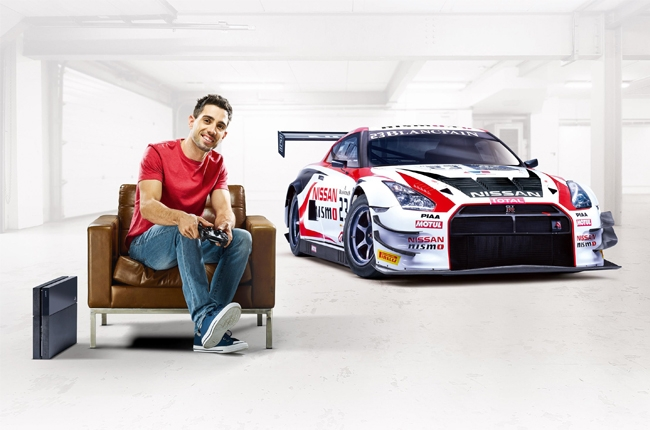 Nissan GT Academy now on its 8th season