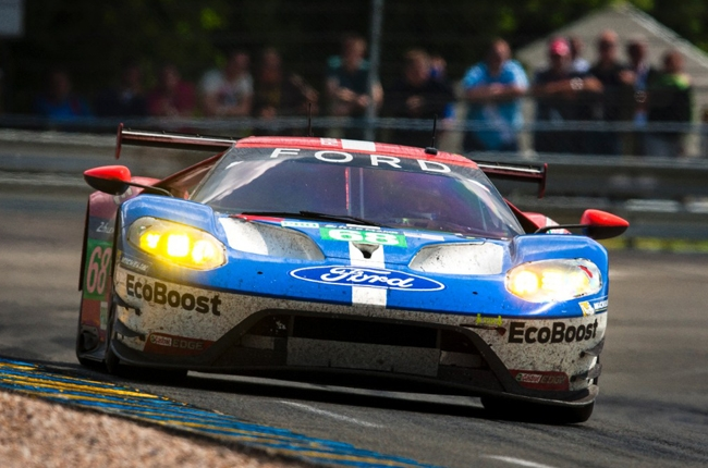 Ford GT clinches historic LM GTE Pro win at Le Mans