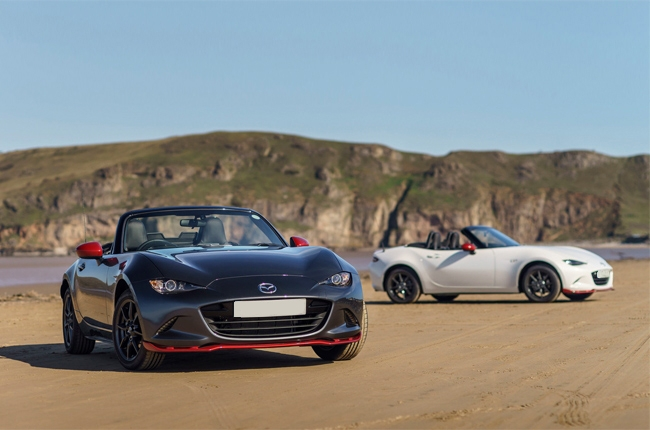 Mazda MX-5 Icon to debut at 2016 Goodwood Festival of Speed