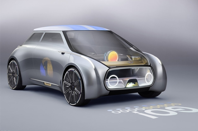 MINI Vision Next 100 concept peeks into the future