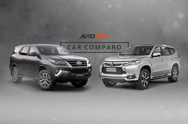 Car Comparo: Which is the better SUV, Mitsubishi Montero Sport or Toyota Fortuner?