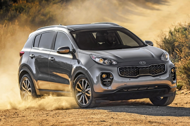 Kia tops 2016 J.D. Power Initial Quality Study