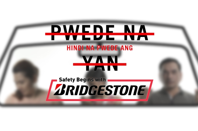 Bridgestone PH launches new campaign highlighting importance of tires