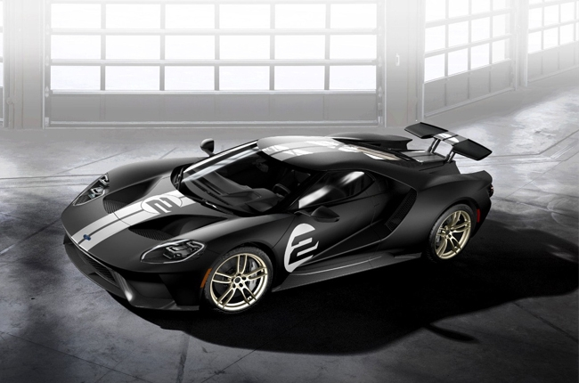 Ford celebrates 1966 Le Mans win with GT '66 Heritage Edition