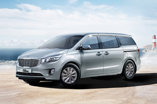 Kia PH highlights 2016 Grand Carnival 11-seater MPV