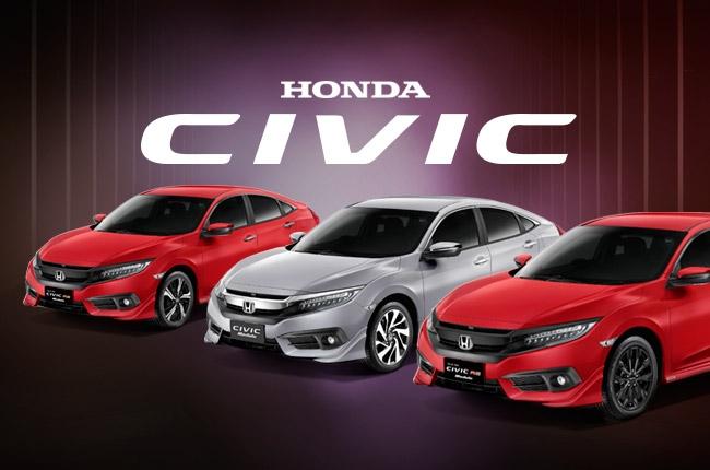 Honda PH launches Modulo variants of 2016 Civic