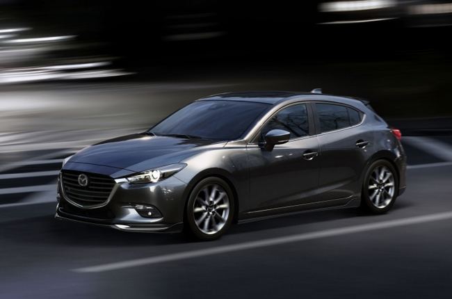 Mazda updates the '3' with new SkyActiv tech