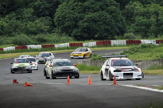 La'O dominates 2016 GT Radial FlatOut Race Series Round 5