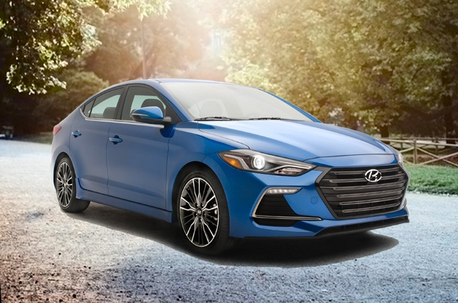 Hyundai introduces 2017 Elantra Sport