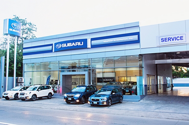 Subaru expands dealership network in Iloilo