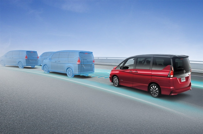 Nissan introduces ProPilot autonomous driving tech