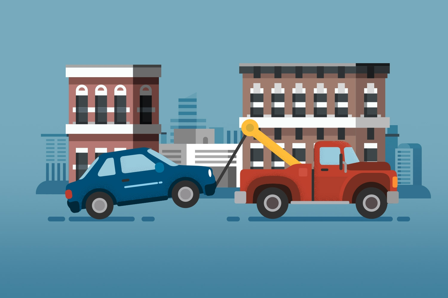 Everything you need to know about towing