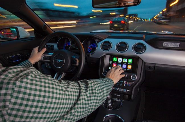 Ford's SYNC 3 with Android Auto, CarPlay set for entire 2017 vehicle lineup