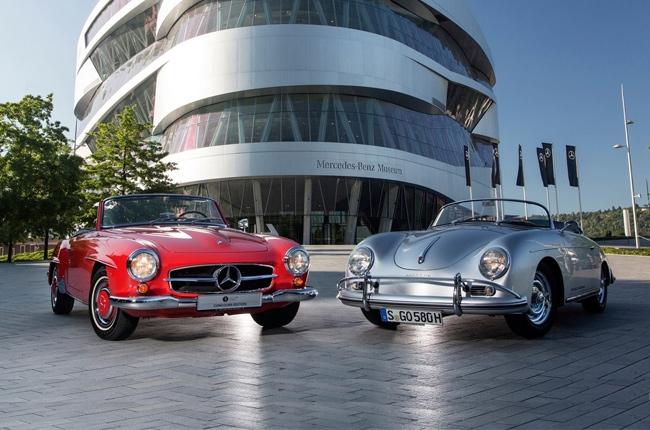 Porsche, Mercedes-Benz announces special collaboration