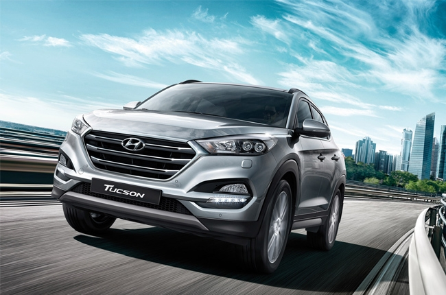 Hyundai Tucson named best small SUV in 2016 J.D. Power APEAL study