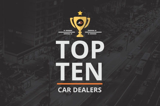 Who are the Top Dealers on AutoDeal for Q2 2016?