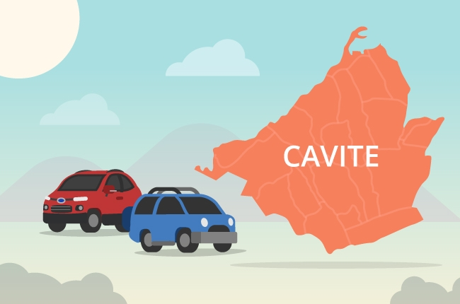 Is Cavite the most car hungry province in the Philippines?