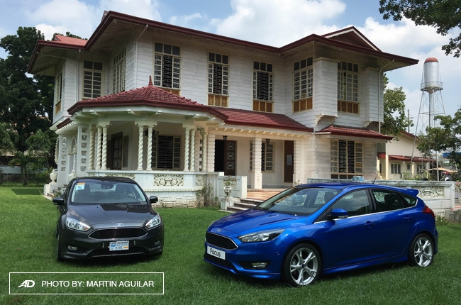 Driving the 2016 Ford Focus to North Luzon