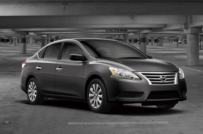 Nissan Sylphy receives upgraded headunit