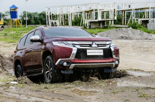 Mitsubishi PH to hold Montero Sport Head-to-Head Challenge this weekend