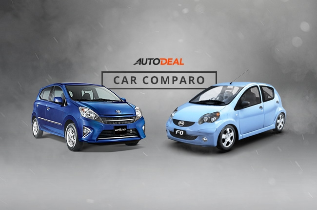 Car comparo: Which is the better subcompact hatch, Toyota Wigo or BYD F0?