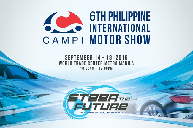 CAMPI to hold 6th Philippine International Motor Show this September