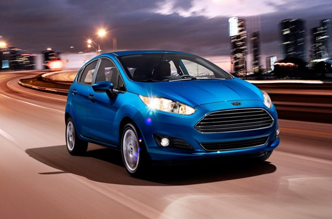Why is the Ford Fiesta a perfect choice for your first car?