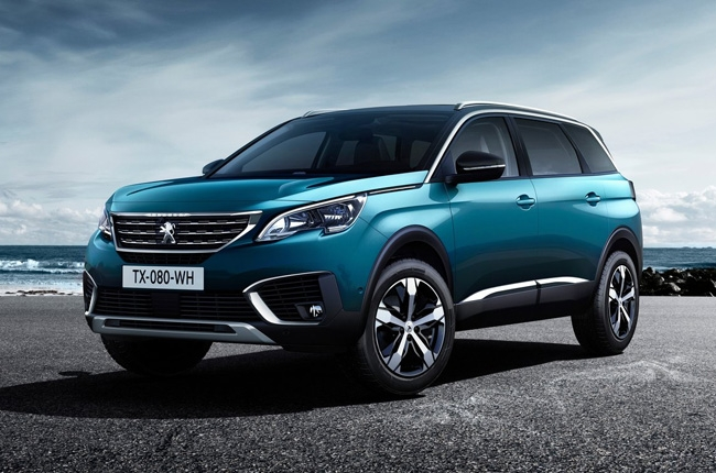 Peugeot redesigns the 5008 into a 7-seater SUV