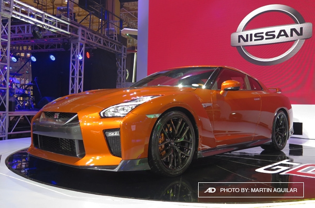 PIMS 2016: Nissan GT-R makes PH debut