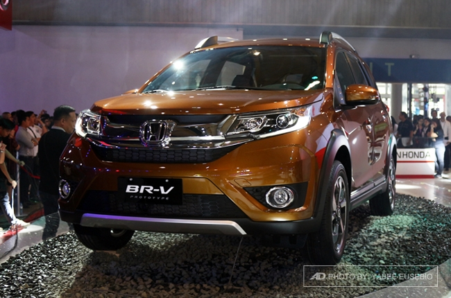 PIMS 2016: Honda launches 7-seater BR-V crossover