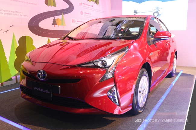 PIMS 2016: Toyota debuts all-new Prius