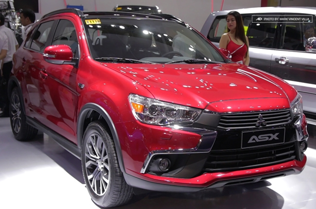 PIMS 2016: Mitsubishi shows new face of the ASX